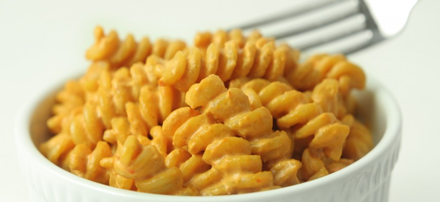 Cheesy Macaroni RAW!