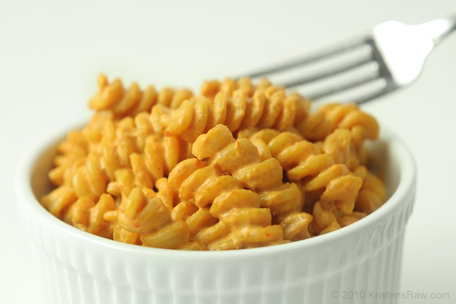 Cheesy Macaroni RAW!